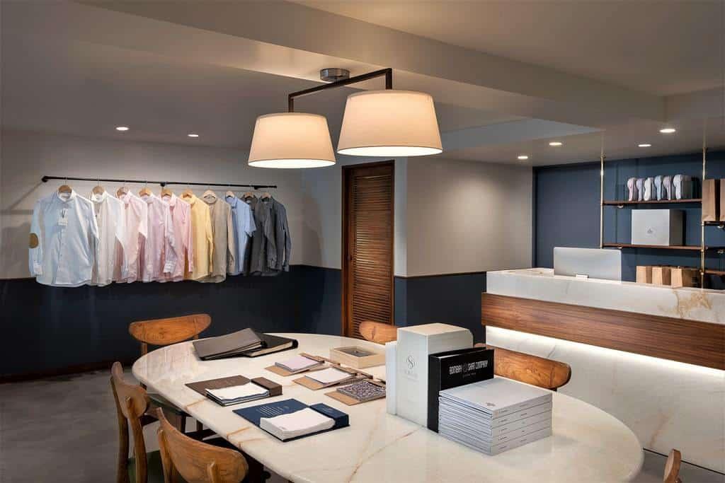 colour schemes for commercial space